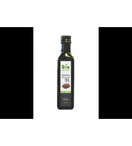 Ekologiškas šaltai spaustas linų sėmenų aliejus BIONATURALIS, 250 ml