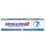 Dantų pasta BLEND-A-MED COMPLETE 7 EXTRA FRESH, 100 ml