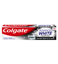 Dantų pasta COLGATE ADV.WHITE CHARCOAL, 100 ml