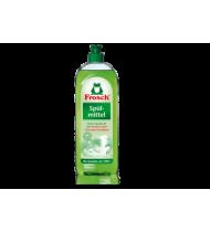 Ekologiškas indų ploviklis FROSCH GREEN LEMON, 1 L