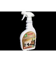 Ekologiškas valiklis TRI-BIO gyvūnų kvapui ir dėmėms šalinti, 420 ml