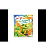 Kepamų daržovių mišinys HORTEX su itališkais prieskoniais, 400 g