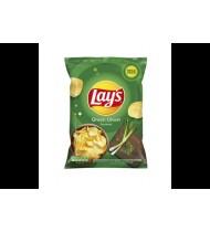 Bulvių traškučiai LAY'S (žaliųjų svogūnų skonio), 215 g