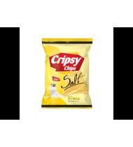 Bulvių traškučiai CRIPSY CHIPS su druska, 150 g