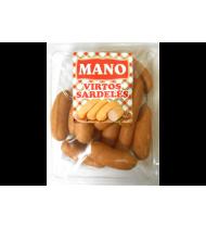 Virtos MANO sardelės, I r., 1 kg