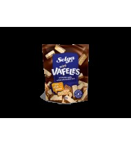 Maži vafliai SELGA, šokolado skonio, 250 g