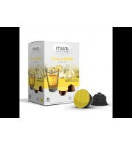 Citrinų skonio arbatos gėrimas kapsulėse MUST, 192 g