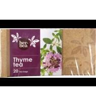 Čiobrelių arbata HERBEA, 20 vnt.