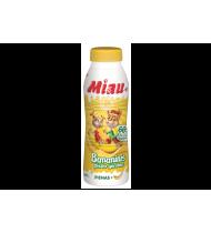 Bananinis pieno gėrimas MIAU, 2,3% rieb., 450 ml