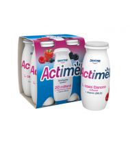 Miško uogų skonio jogurtinis gėrimas ACTIMEL, 1,5% rieb., 400 g