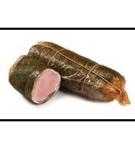 Karštai rūkyta kiaulienos nugarinė su žalumynais, a.r., 1 kg