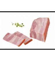 Karštai rūkyta kiaulienos šoninė, I r., 1 kg