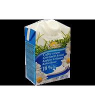 UAT grietinėlė FARM MILK, 10% rieb., 200 ml