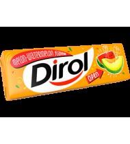 Kramtomoji guma DIROL WATERMELON (melionų sk.), 13,6 g