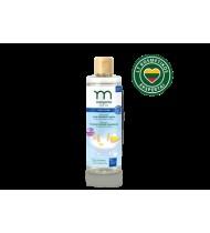 Kūdikių plaukų,kūno prausiklis MARGARITA su agurkų ekstr,0+, 250 ml