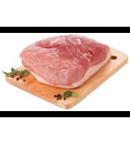 Atšaldytas LIETUVIŠKAS kiaulienos kumpis su odele, 1 kg