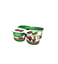 Jogurtas ACTIVIA su vyšniomis, 2,6% rieb., 480 g