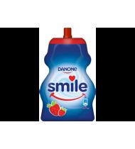 Braškių skonio jogurtas tūbelėje SMILE, 65 g
