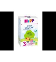 Ekol. tolesnio maitinimo pieno mišinys BIO HIPP 3 (nuo 1 m.), 500 g