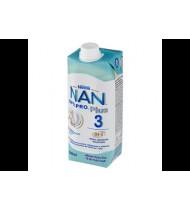 Skystas pieno mišinys NESTLE NAN 3 OPTIPRO PLUS (12+ mėn.), 500 g
