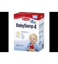 Pieno mišinys SEMPER 4 BABYSEMP (nuo 12 mėn.), 800 g