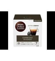 Kava kapsul.GUSTO Espresso Intenso 112g