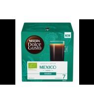 Kapsulės MEXICO DOLCE GUSTO NESCAFE, 12 x 9 g, 108 g