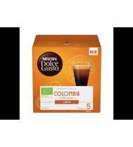 Kapsulės COLOMBIA DOLCEGUSTO NESCAFE, 12 x 7 g, 84 g