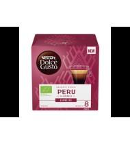 Kapsulės PERU DOLCEGUSTO NESCAFE, 12 x 7 g, 84 g