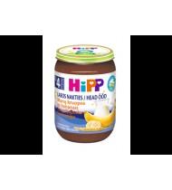 Ekologiška pieniška manų kruopų košelė HIPP su bananais nuo 4 mėn. 190 g