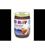 Ek.košė HIPP su pienu,ruoš. kūd. sausain. ir ob. (nuo 4mėn.), 190 g
