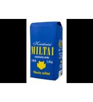 Kvietiniai miltai VIEVIO (550D), 2 kg