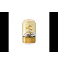 Gaz.imbierinio alaus sk.gaivusis gėrimas CARIBIA GINGER BEER, 330 ml