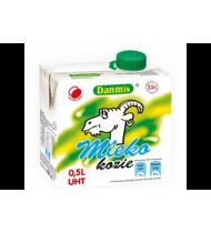 Apdorotas UAT ožkų pienas AGRO-DANMIS, 2,5% rieb., 500 ml