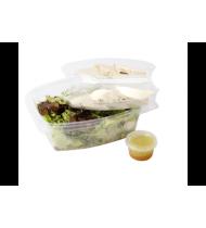 Lapinės salotos su garinta kalakutiena, 200 g