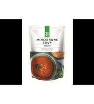 Ekologiška daržovių sriuba AUGA (MINESTRONE), 400 g