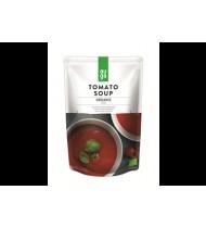 Ekologiška trinta pomidorų sriuba AUGA, 400 g