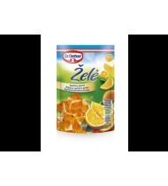 Apelsinų skonio želė DR. OETKER, 77 g