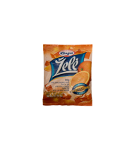 Apelsinų skonio želė KLINGAI, 80 g