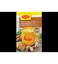 Tiršta vištienos sriuba MAGGI 5 MINUTES su skrebučiais, 16 g