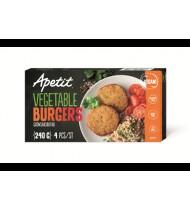 Daržovių kepsniai APETIT, 240 g
