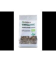Ekologiškos lukštentos saulėgrąžų sėklos ARIMEX, 200 g