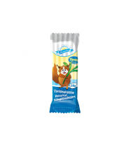 Vanilės sk.glaistytas varškės desertas HOMMIKU, 24,7%, 38 g