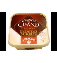 Lydytas sūrelis ROKIŠKIO GRAND, 23% rieb., 175 g