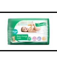 Kūdikių paklotai FAVORIT (60x60 cm), 10 vnt.