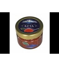 Lašišinių žuvų raudonieji ikrai, 100 g