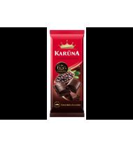 Juodasis šokoladas KARŪNA, 65%, 80 g