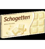 Baltasis šokoladas SCHOGETTEN WHITE CHOCOLATE, 100 g