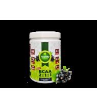 Aminorūgštys BCAA HEALTHY CHOICE (juod. serbentų skonio), 400 g