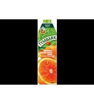 Apelsinų ir raud. Sicilijos apelsinų sulčių gėrimas TYMBARK, 1 L